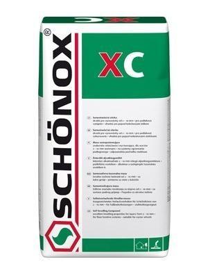 Samonivelační stěrka Schönox XC