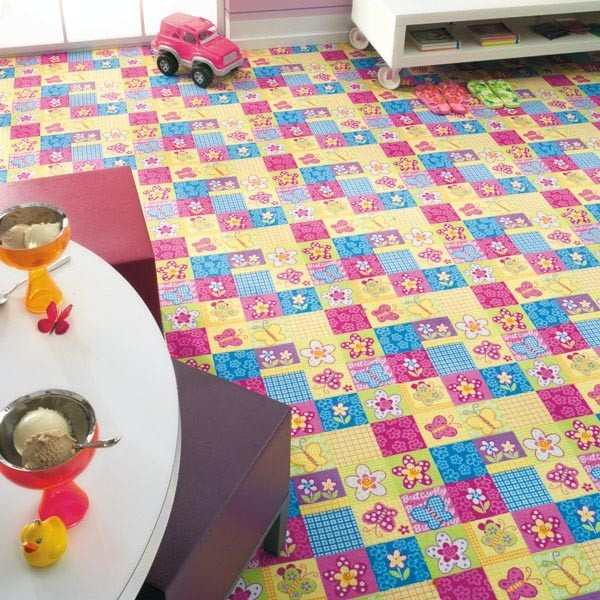 Dětský koberec Butterfly - motýl