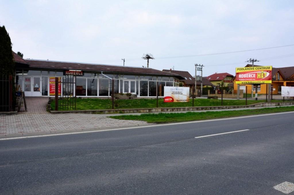 Prodejna Kutná Hora - koberce, podlahy, linoleum, PVC