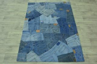 Indie Jeans 120x170, bavlna